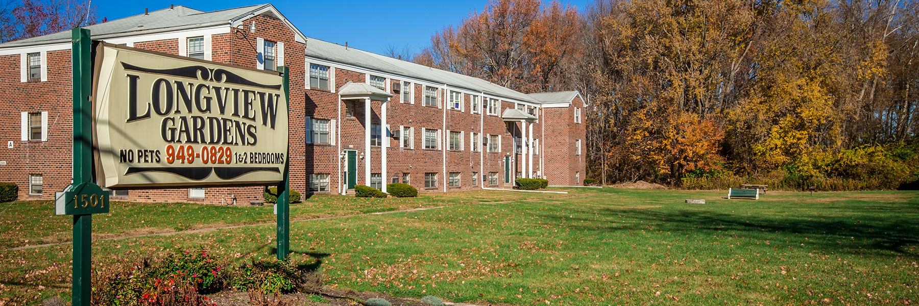 Longview Garden Apartments For Rent in Levittown, PA Welcome